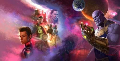 Vingadores Ultimato Personagens