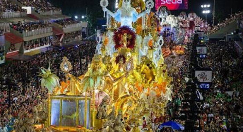 Apuração dos desfiles do Rio de Janeiro