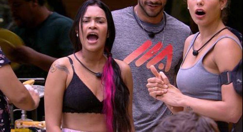 Big Brother Brasil 2020 Bomba em audiência