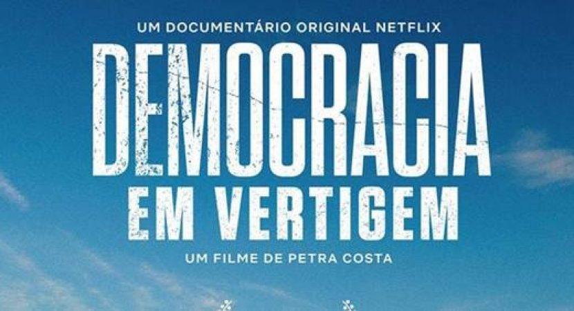 Documentario Democracia em Vertigem