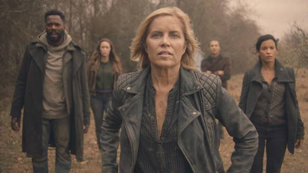 fear the walking dead 4 temporada