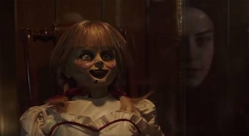 Filme Annabelle 3