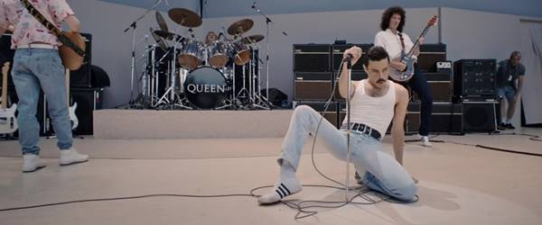 Filme Bohemian Rhapsody