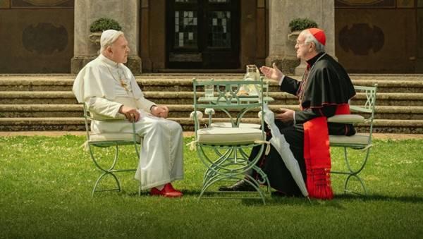 Filme Dois Papas Netflix
