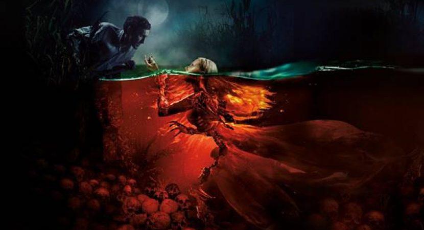 filme a sereia lago dos mortos