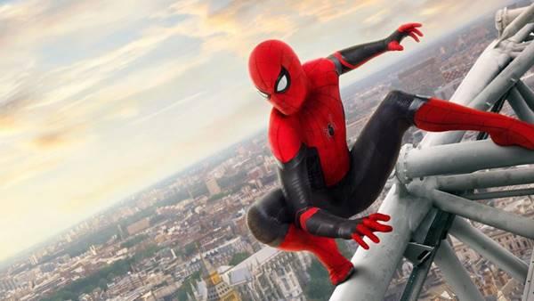 filme homem aranha longe de casa