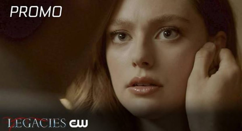 legacies 2ª temporada episodio 04 promo
