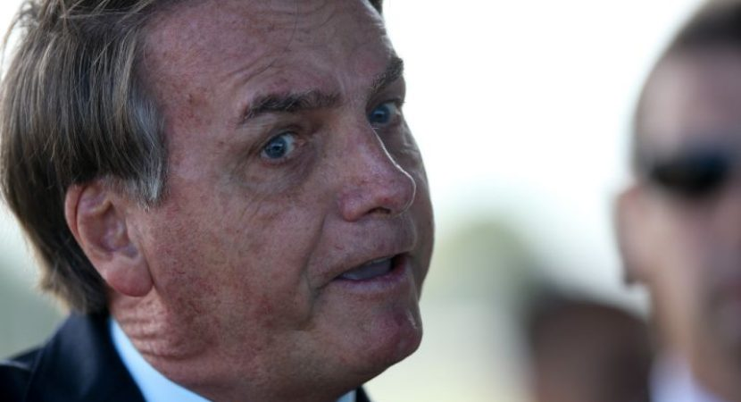 Bolsonaro confirma que Pretende dar um Golpe