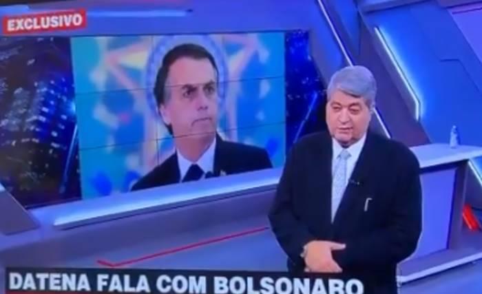 Bolsonaro confirma que Pretende dar um Golpe no Brasil