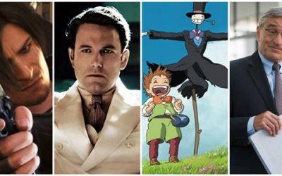 Filmes e Séries que chegam na Netflix