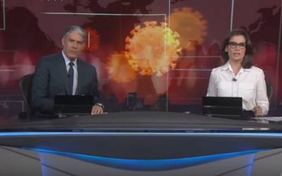Jornal Nacional explode na audiência da Globo