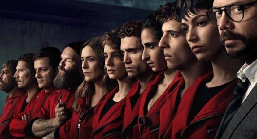 La Casa de Papel 4 temporada