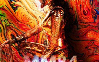 Mulher Maravilha 1984 ganha novo poster