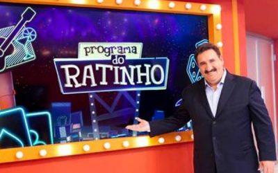 Programa do Ratinho ao vivo de 2020 perde ibope