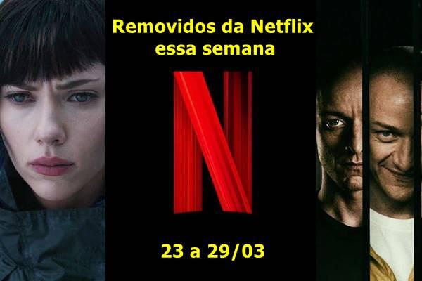 Saiba o que será removido da Netflix