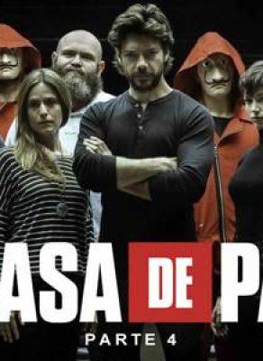 Saiba quando estreia La Casa de Papel 4 temporada