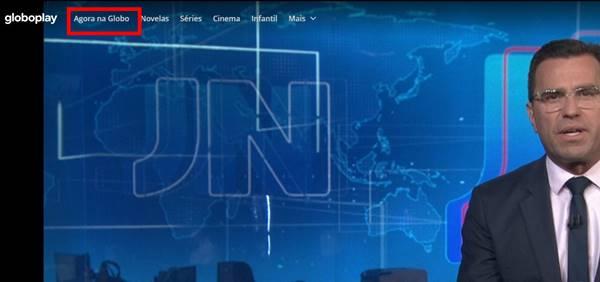 assistir globo ao vivo online