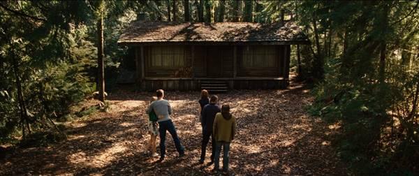 filme o segredo da cabana