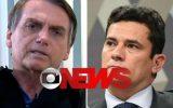 Bolsonaro ataca Sergio Moro