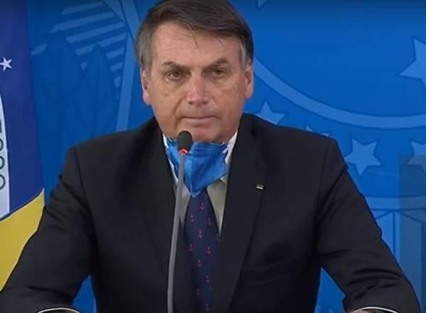 Bolsonaro vai realizar um novo pronunciamento