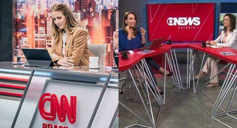 CNN Brasil ameaça Globo News