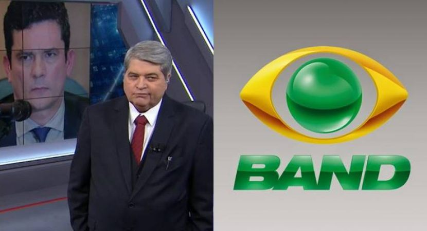 Datena eleva band com Brasil Urgente