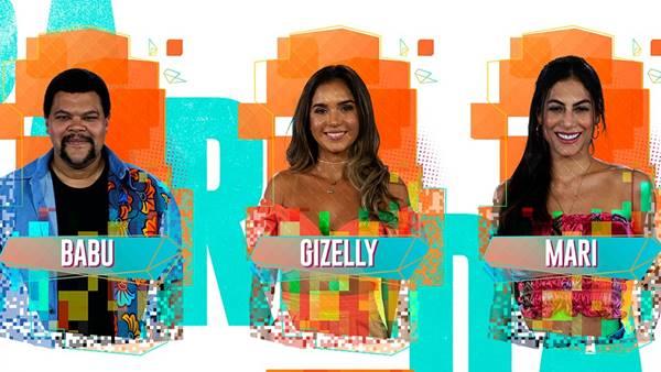 Eliminação de Gizelly no BBB20