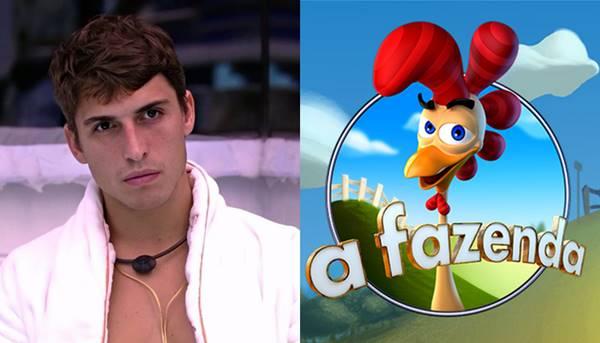 Felipe Prior na Fazenda