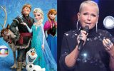 Filme Frozen na Globo