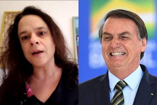 Janaina Paschoal diz que Bolsonaro faz birra