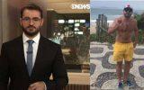 Jornalista da Globo e Flagrado na rua