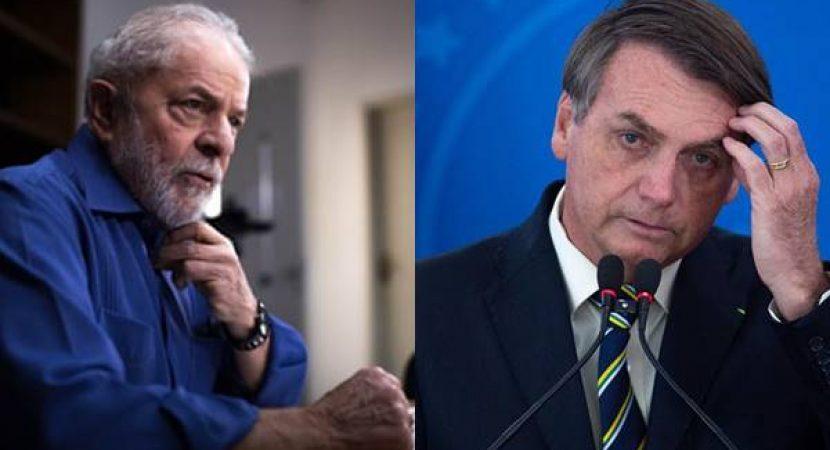 Lula afirma que a esquerda vai ganhar as eleições 2022