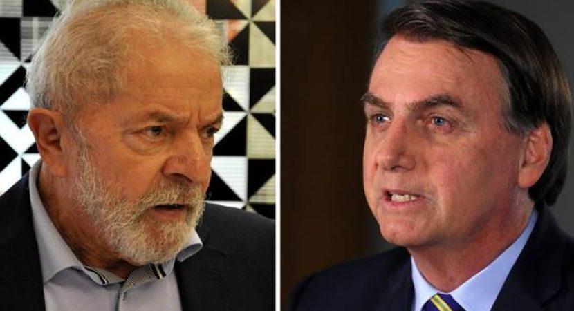 Lula perde a paciência e manda recado para Bolsonaro