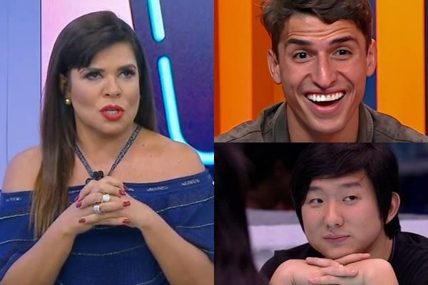 Mara Maravilha ataca Ex-BBB Felipe Prior