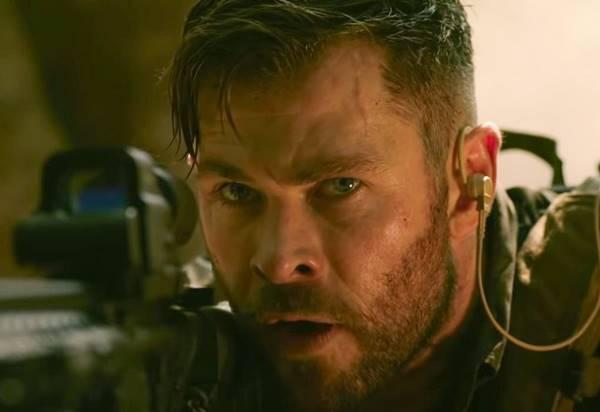 Resgate filme da Netflix com Chris Hemsworth