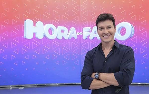 Rodrigo Faro se recuperou