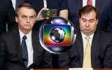 Rodrigo Maia devem se unir Globo para derrubar Bolsonaro
