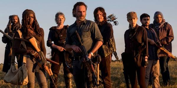 temporada 9 de The Walking Dead