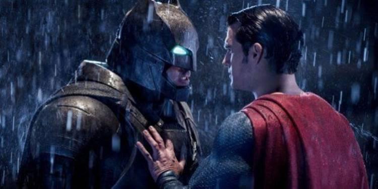 Batman Vs Superman vai passar na Tela Quente