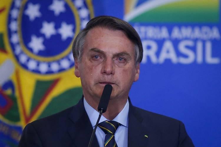 Bolsonaro é rejeitado