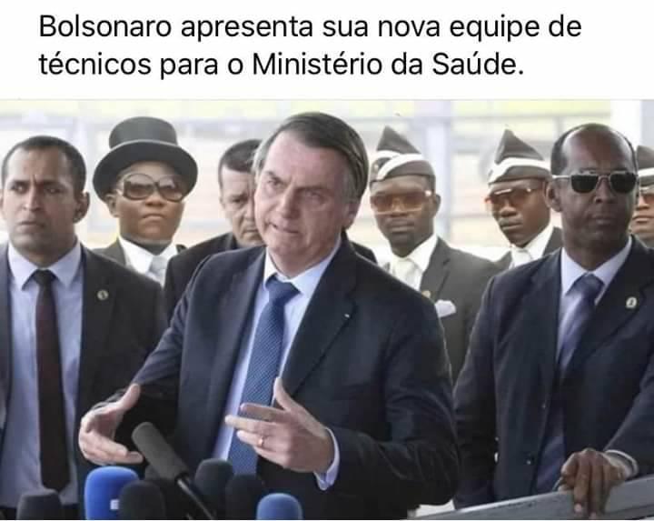 Bolsonaro Vira piada na rede