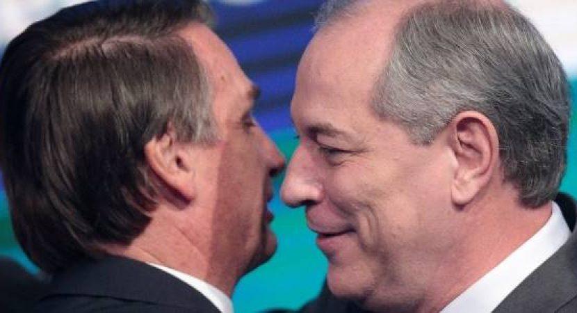 Ciro defende Bolsonaro
