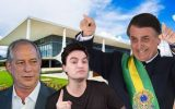 Ciro gomes manda recado para Filipe Neto