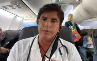 Dr. Rey pede a Bolsonaro para ser Ministério da Saúde