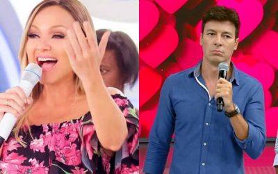 Eliana esmaga Rodrigo Faro na audiência