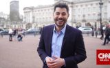 Evaristo Costa estréia programa na CNN Brasil