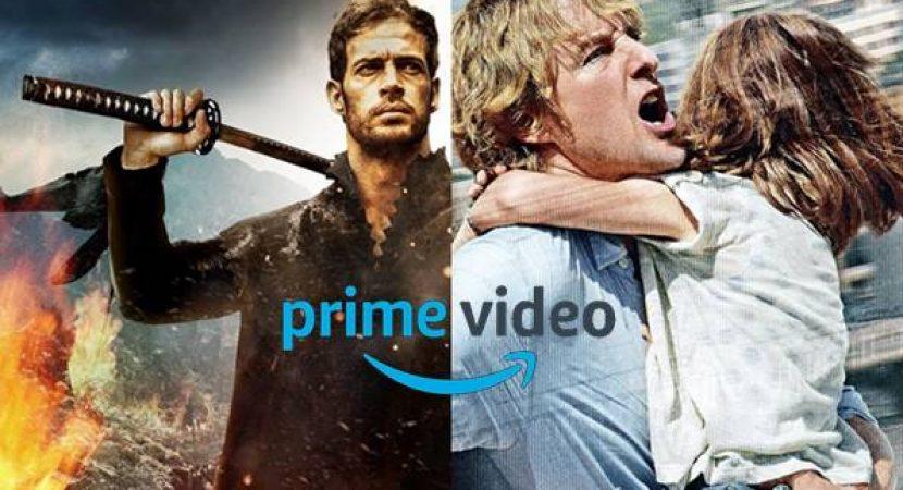 Lançamentos Amazon Prime Video em 04 de Maio