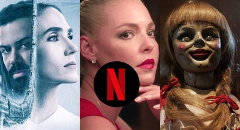 Lançamentos e Removidos da Netflix
