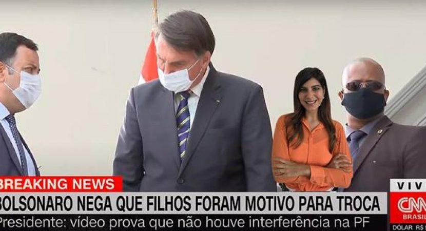 Vídeo é devastador para Bolsonaro