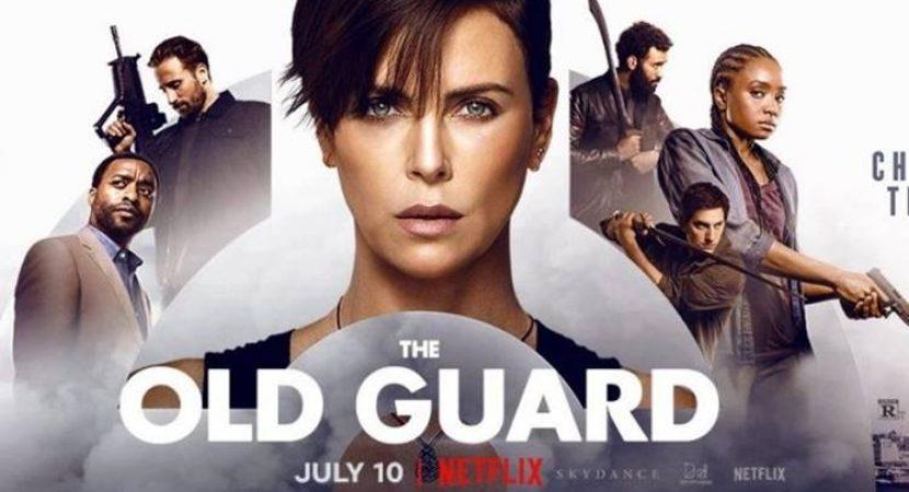 the old guard filme da netflix